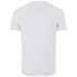 Luke 1977 Men's Chump Patch Pocket Detail Crew Neck T-Shirt - White: Image 2