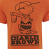 TSPTR Men's Charlie Brown T-Shirt - Orange: Image 3
