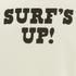 TSPTR Men's Surfs Up Crew Neck Sweatshirt - White: Image 4