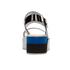 Paul Smith Shoes Women's Bennet Leather Flatform Sandals - Black Charol Patent: Image 3
