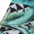 Mara Hoffman Women's Reversible Wrap Around Triangle Bikini Top - Aloe Black: Image 3