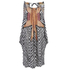 Mara Hoffman Women's Modal Draped Side Mini Dress - Starbasket Stone: Image 1