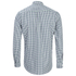 Maison Kitsuné Men's Checked Long Sleeve Shirt - Green Check: Image 2