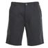 Maison Kitsuné Men's Cotton Worker Shorts - Black: Image 1