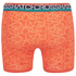 Crosshatch Men's Lightspeed 2-Pack Boxers - Madarin/Black: Image 3