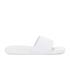 Puma Popcat Slide Sandals - Triple White: Image 2