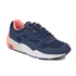 Puma Women's R698 Filtered Low Top Trainers - Peacoat/Pink: Image 4