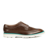 Paul Smith Shoes Men's Grand Suede Brogues - Tan City Soft: Image 1