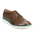 Paul Smith Shoes Men's Grand Suede Brogues - Tan City Soft: Image 5