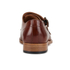 Paul Smith Shoes Men's Atkins Leather Monk Shoes - Tan Parma: Image 3