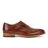 Paul Smith Shoes Men's Atkins Leather Monk Shoes - Tan Parma: Image 1