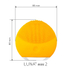 Cepillo Facial FOREO LUNA™ mini 2 - Sunflower Yellow (Amarillo): Image 3