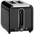 Dualit 26410 Studio 2 Slice Toaster - Black: Image 1