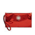 Versus Versace Women's Metallic Clutch Bag - Red: Image 1