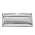 Versus Versace Women's Water Snake Clutch Bag - Silver: Image 5