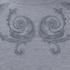 Versace Collection Men's Neck Detail T-Shirt - Grey: Image 3