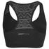 ONLY Women's Lily Sports Bra - Black: Image 2