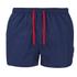 Bjorn Borg Men's Short Swim Shorts - Medieval Blue: Image 1