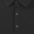 T by Alexander Wang Men's Short Sleeve Polo Shirt - Black: Image 3