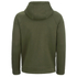 T by Alexander Wang Men's Scuba Hooded Sweatshirt - Army: Image 2
