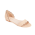 Loeffler Randall Women's Lina Scalloped Sandals - Wheat: Image 5