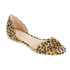 Loeffler Randall Women's Lina Scalloped Sandals - Cheetah: Image 5