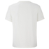 Alexander Wang Men's Raw Edge Patched Short Sleeve T-Shirt - White: Image 2