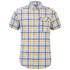 Craghoppers Men's Avery Short Sleeve Shirt - Dusk Blue: Image 1