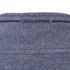 Craghoppers Men's Swainby Half Zip Sweatshirt - Dusk Blue Marl: Image 3