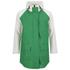 Elka Men's Thy Rain Jacket - Green/Birch: Image 1