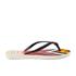 Havaianas Women's Slim Tribal Flip Flops - White/Black: Image 2