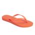 Havaianas Women's Slim Flip Flops - Neon Orange: Image 3