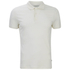 J.Lindeberg Men's Short Sleeve Polo Shirt - White: Image 1