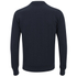 J.Lindeberg Men's Zipped Sweatshirt - Navy: Image 2