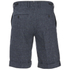 J.Lindeberg Men's Linen Mix Shorts - Navy: Image 2