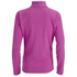 The North Face Women's Glacier Quarter Zip Fleece - Raspberry Rose: Image 2