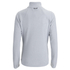 The North Face Women's Glacier Full Zip Fleece - TNF Light Grey Heather: Image 2