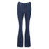 Levi's Women's High Rise Flare Jeans - Pacific Sound: Image 1