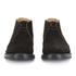 YMC Men's Desert Boots - Black: Image 4