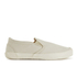YMC Men's Slip-on Trainers - Cream: Image 1