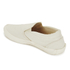 YMC Men's Slip-on Trainers - Cream: Image 5