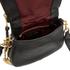Marc Jacobs Women's Recruit Small Saddle Bag - Black: Image 5