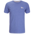 Tokyo Laundry Men's Essential Crew T-Shirt - Cornflower Blue Marl: Image 1