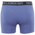 Tokyo Laundry Men's Kings Cross 2 Pack Button Boxers - Optic White/Cornflower Blue: Image 5