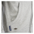 Tokyo Laundry Men's Tomahawk Bay Zip Through Hoody - Light Grey Marl: Image 4