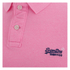 Superdry Men's Grindle Short Sleeve Pique Polo Shirt - Fluro Pink Grindle: Image 3