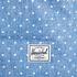 Herschel Women's Reid Polka Dot Crosshatch Backpack - Light Blue: Image 3