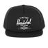 Herschel Supply Co. Whaler Mesh Cap - Black: Image 1