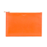 Aspinal of London Women's Large Essential Pouch - Orange: Image 1