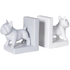 Bark & Blossom Bulldog Bookends: Image 2